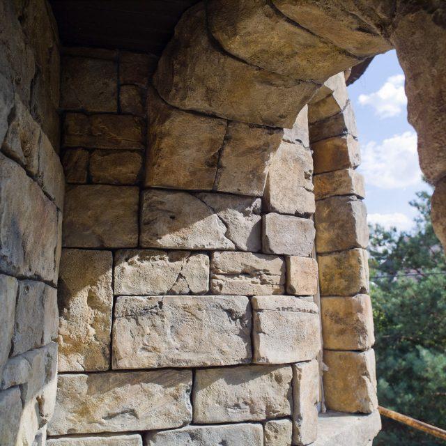 Арки из искусственного камня