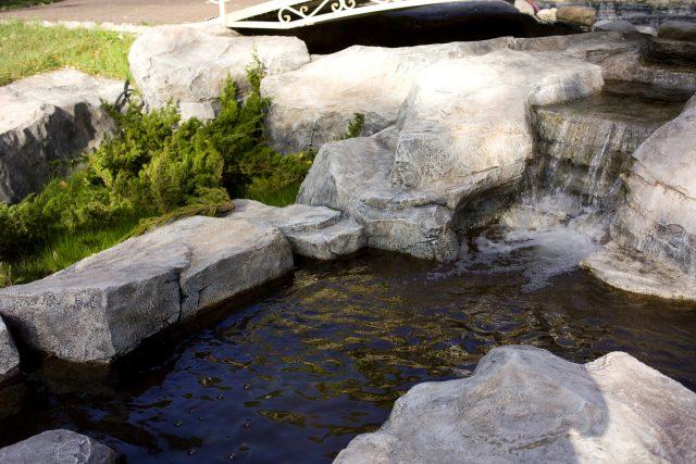 Дизайн искусственных водоемов