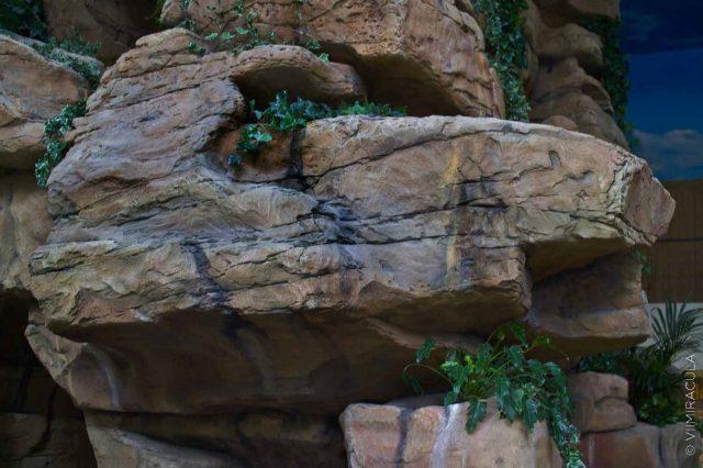 Искусственные скалы