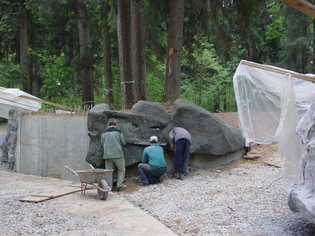 Проектирование и строительство подпорных стен