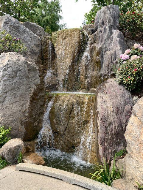 Чаша для водопада