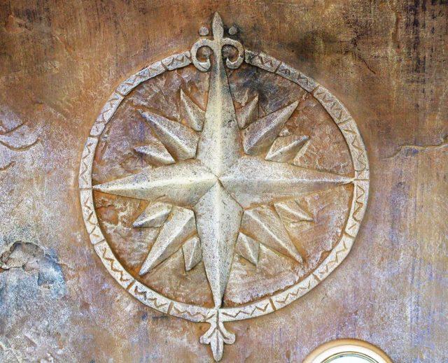 Элементы декора в морской тематике