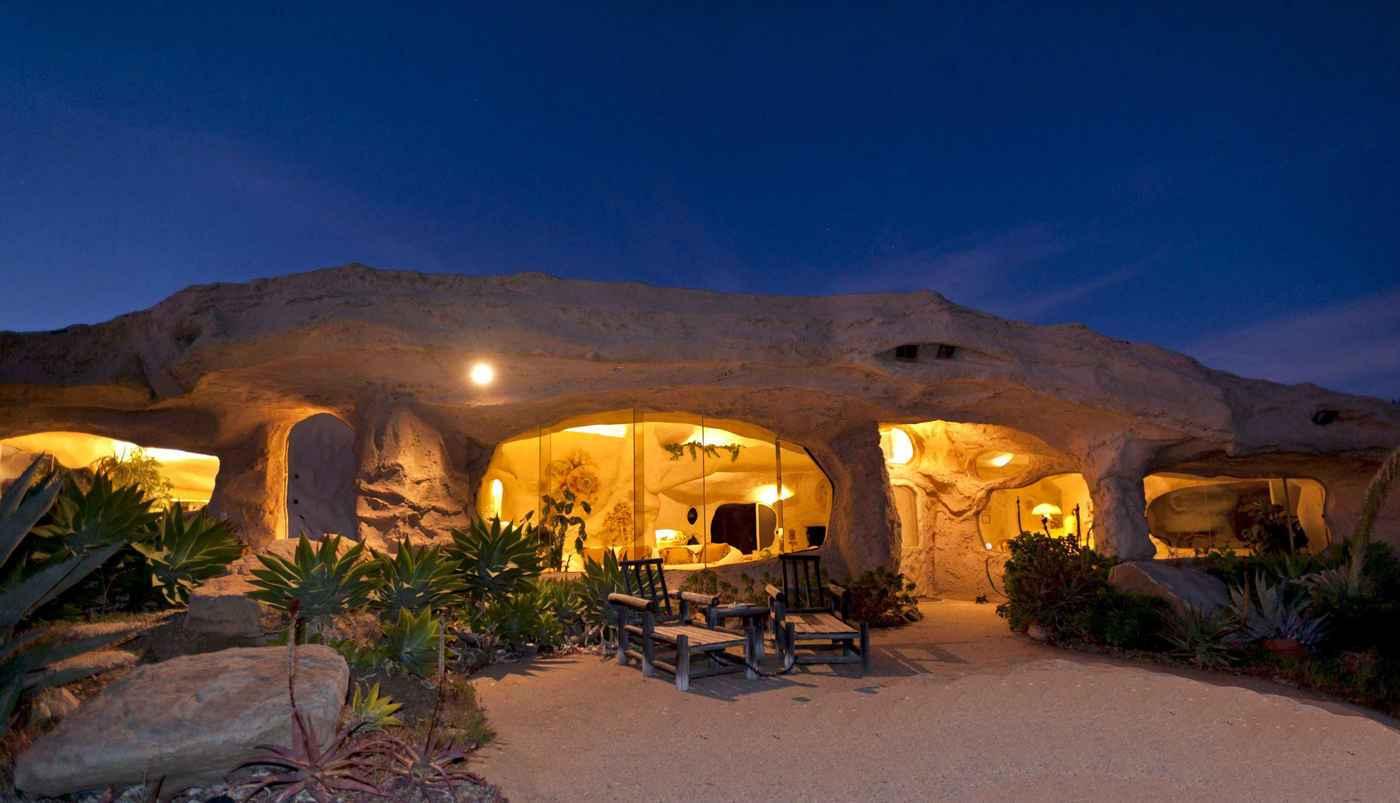 Пещера в Малибу