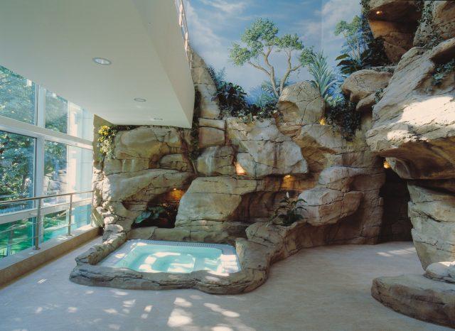 Как сделать водопад из камней