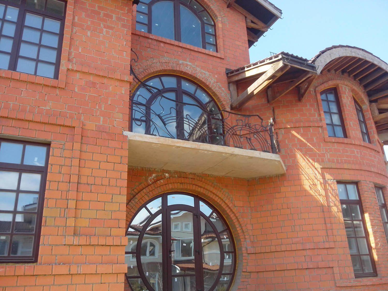 Вид балкона до начала работ